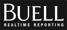 Buell Realtime Reporting logo